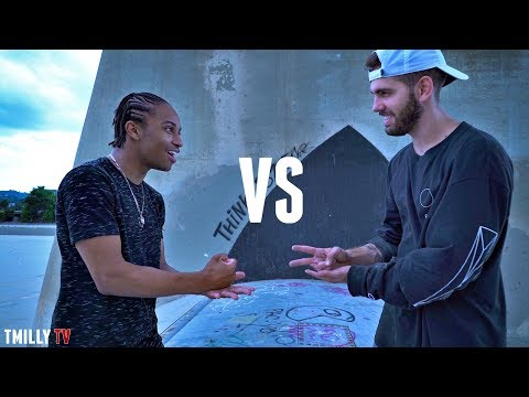 Fik-Shun VS Jake Kodish Freestyle -...