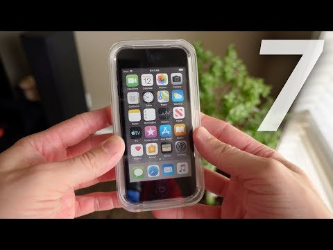 2019 IPod Touch 7th Gen Unboxing! Should You Buy?
