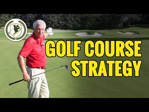 Golf Course Strategy - Especially For Irons