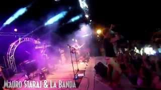 Live in Lovran 2015- Mauro Staraj & La Banda
