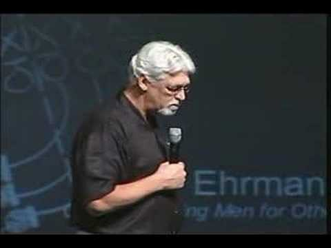 Joe Ehrmann Keynote sample
