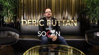 Deric Ruttan With SOCAN
