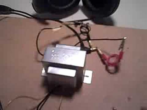 Feedback Loop Frequency Generator