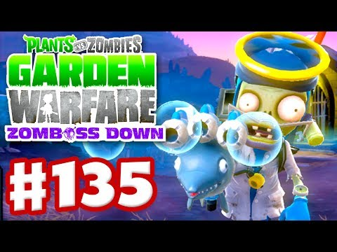 Plants vs. Zombies: Garden Warfare - Gameplay Walkthrough Part 135 - Marine Biologist (Xbox One)
