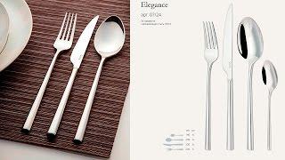 Обзор столовых приборов Gottis Elegance (24 предмета / 6 персон)