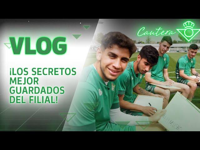 VLOG | ¿Quién es más probable que...? | Betis Deportivo