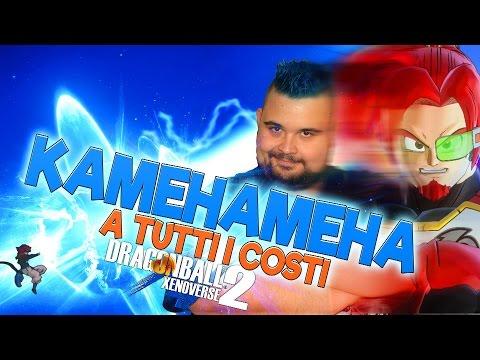 Dragon Ball Xenoverse 2 - 6°: Kamehameha A tutti i Costi!!!