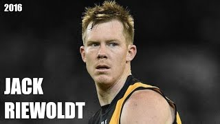#jack riewoldt 2016 highlights