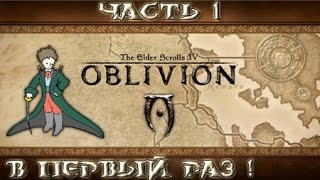 Прохождение Oblivion: The Elder Scrolls IV, стрим от Kwei ч.1