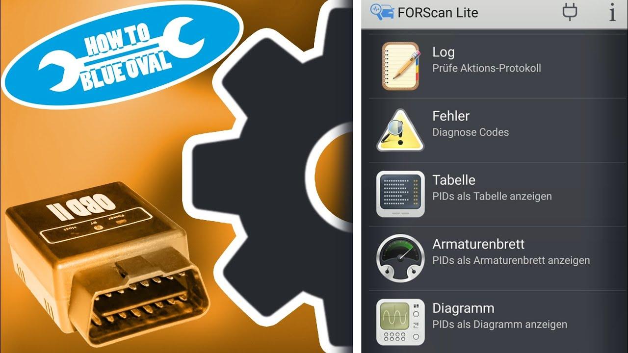 Forscan for beginners