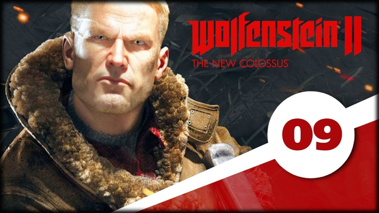 Wolfenstein II: The New Colossus (09) Home, sweet home