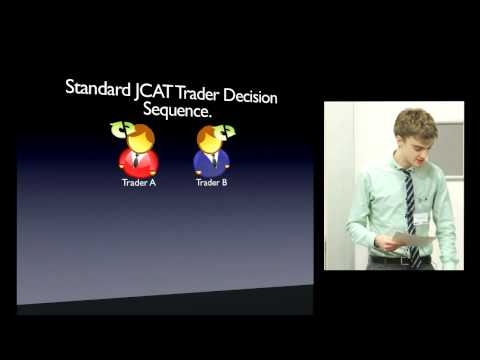 Algorithmic Trading Conference - Social Networking in the CAT Platform