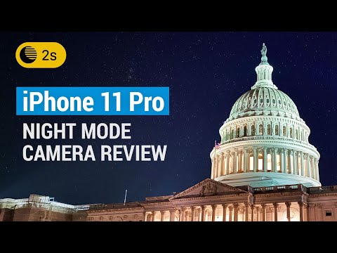 IPhone 11 Pro: Night Mode Camera Review