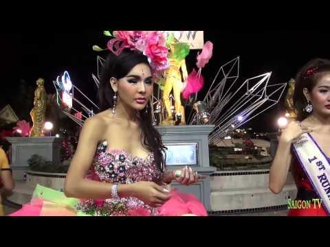Ngắm dàn Pê Đê Thái đẹp như hoa hậu - Transgender men beautiful
