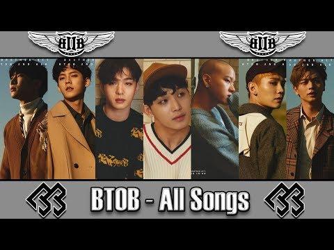 BTOB (비투비) All Songs & Album Compilation