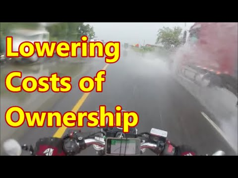 Lowering the Cost of Owning a Motorcycle