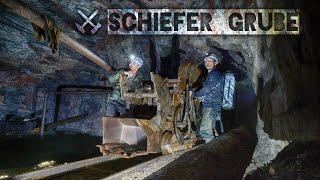 ⚒ Schiefer Grube⚒ | Maschinen stehen noch drin!!! | HILLBILLY TV