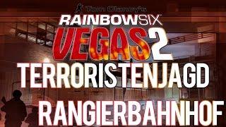 Rainbow Six: Vegas 2 | Terroristenjagd - Rangierbahnhof