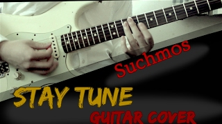 Suchmos - STAY TUNE ギター [ Guitar Cover with TAB ]
