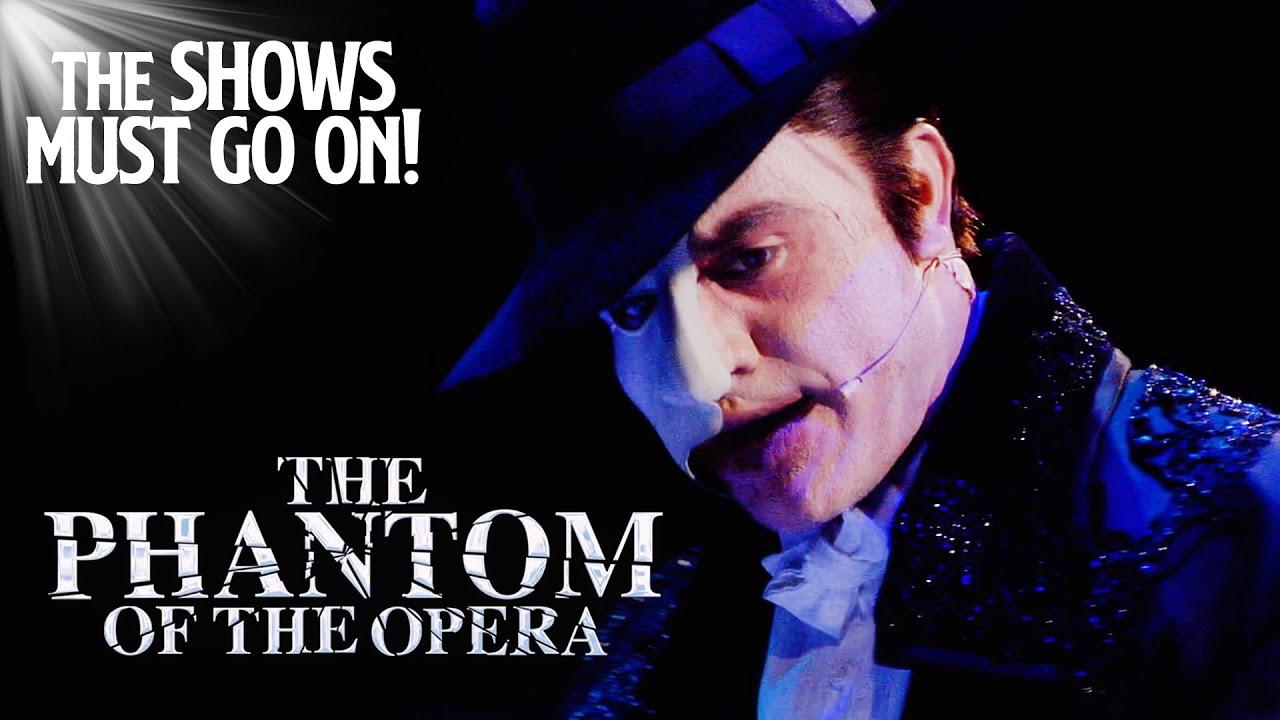 The Phantom of The Opera' | The Phantom Of The Opera - YouTube