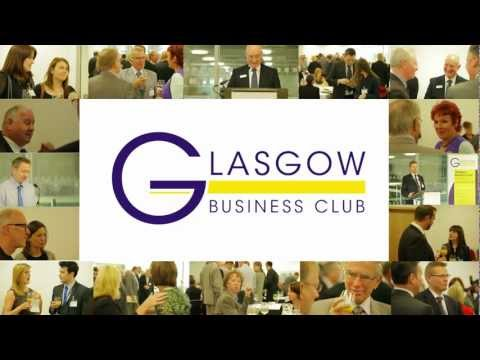 Glasgow Business Club video