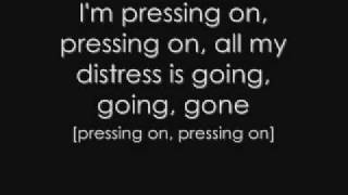 Pressing on- Relient K lyrics