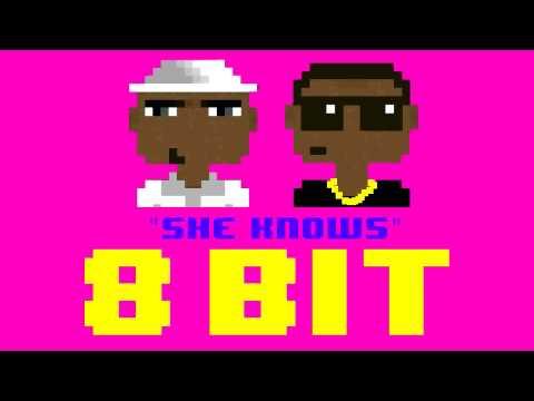 She Knows (8 Bit Remix Cover Version) [Tribute to Ne-Yo ft. Juicy J] - 8 Bit Universe