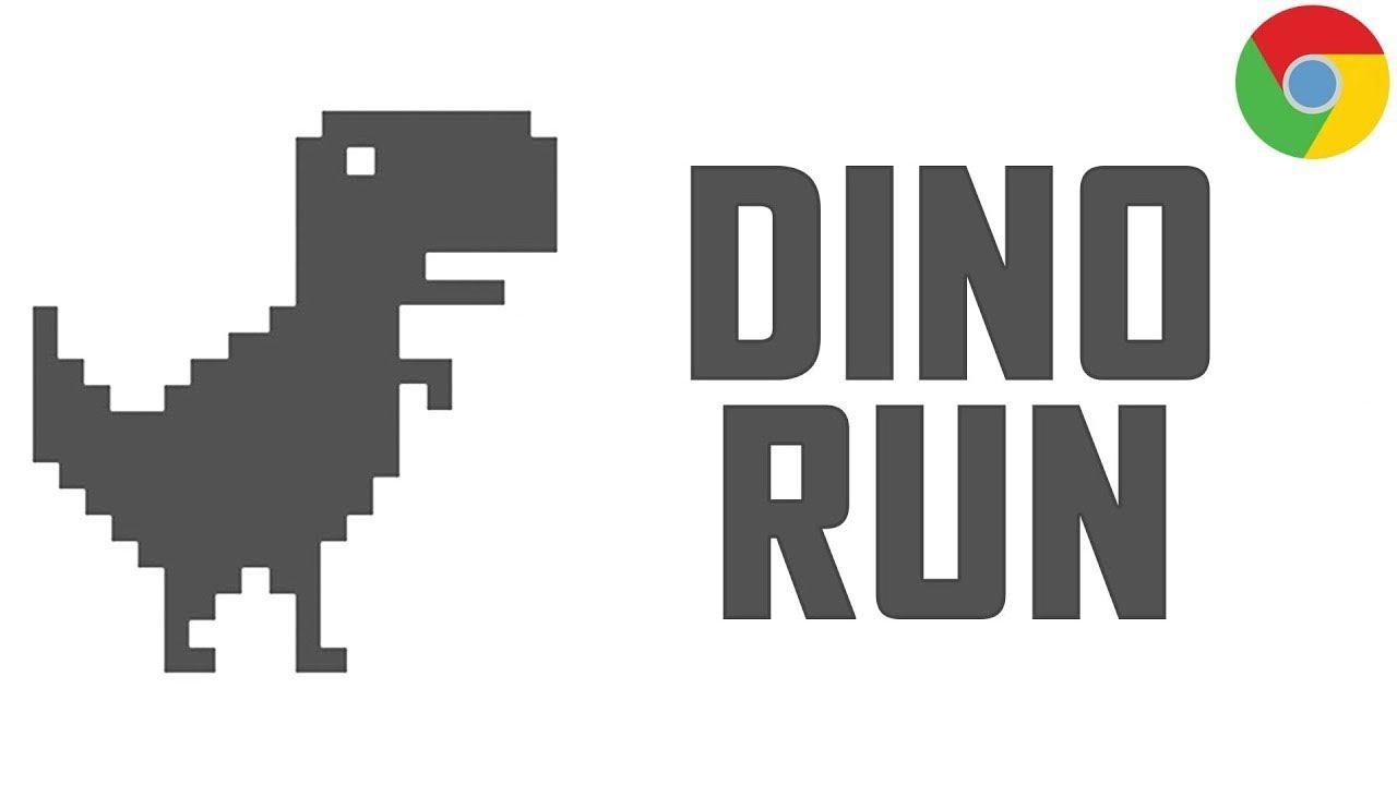 Dino Run - No Internet Google Chrome Game - YouTube