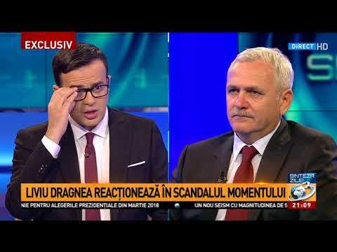 Liviu Dragnea: Dosarul Belina este o ficțiune. Am primit mesaje că vor să-mi ia și copilul