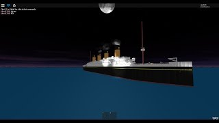 Roblox RMS Olympic