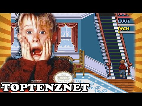 Top 10 Inexplicable Games Based On Pop Culture — TopTenzNet