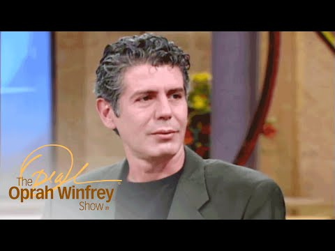 Anthony Bourdain: The Amount of Butter Chefs Use Will Shock You | The Oprah Winfrey Show | OWN