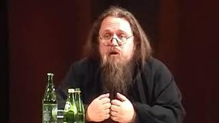Диакон Андрей Кураев в Североморске (2005)