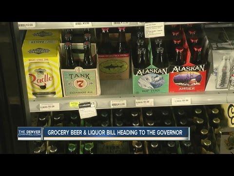 Bill expanding supermarket beer-wine sales passes