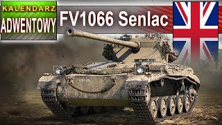 FV1066 Senlac - Kalendarz DZIEŃ 4 - World of Tanks