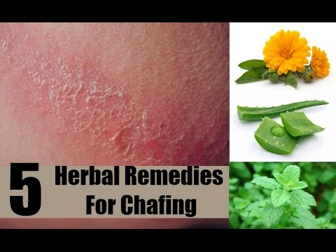 5 Home Remedies For Chafing In Groin Area Youtube