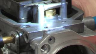 How to bench test a carburetor after rebuilding on Metric Harley and Asian
