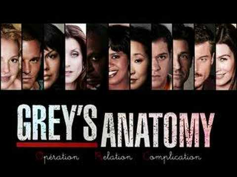Greys Anatomy Theme Song Youtube