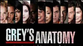 grey s anatomy theme song