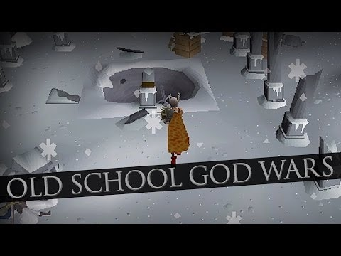 RuneScape Old School hits 1M users, gets God Wars Dungeon