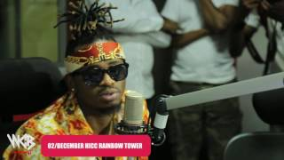 Diamond Platnumz - ZIFM INTERVIES  (ZIMBABWE)