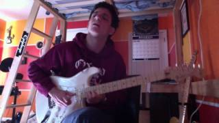 After Midnight - JJ Cale - Guitar Solo by Alec DeCaprio