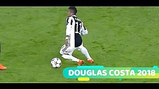 ⚡️Douglas Costa 2018 - The Flash | Dribbling Skills & Tricks Juventus HD
