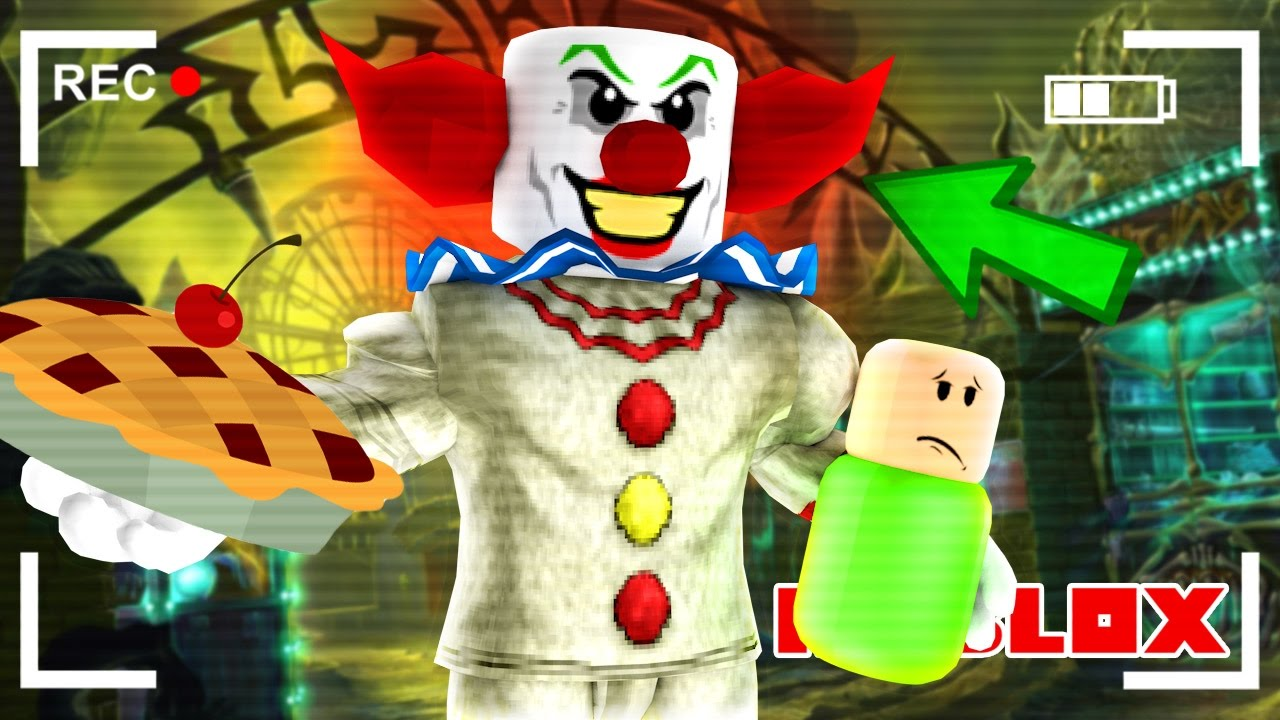 Youtube Itsfunneh Roblox Family Creepy Clown