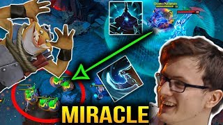 Miracle- Techies - This is how you Play Techies Like Master Dota 2