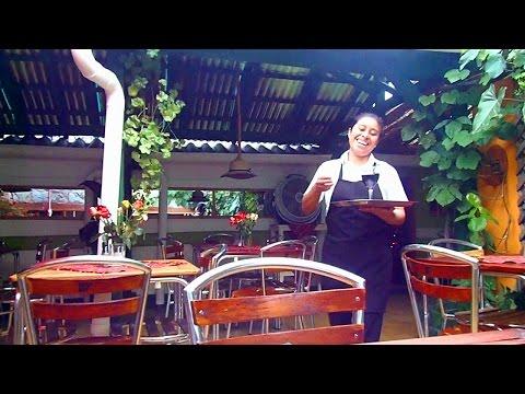 Great restaurant in Antigua, Guatemala (Wiener Restaurante Bar)