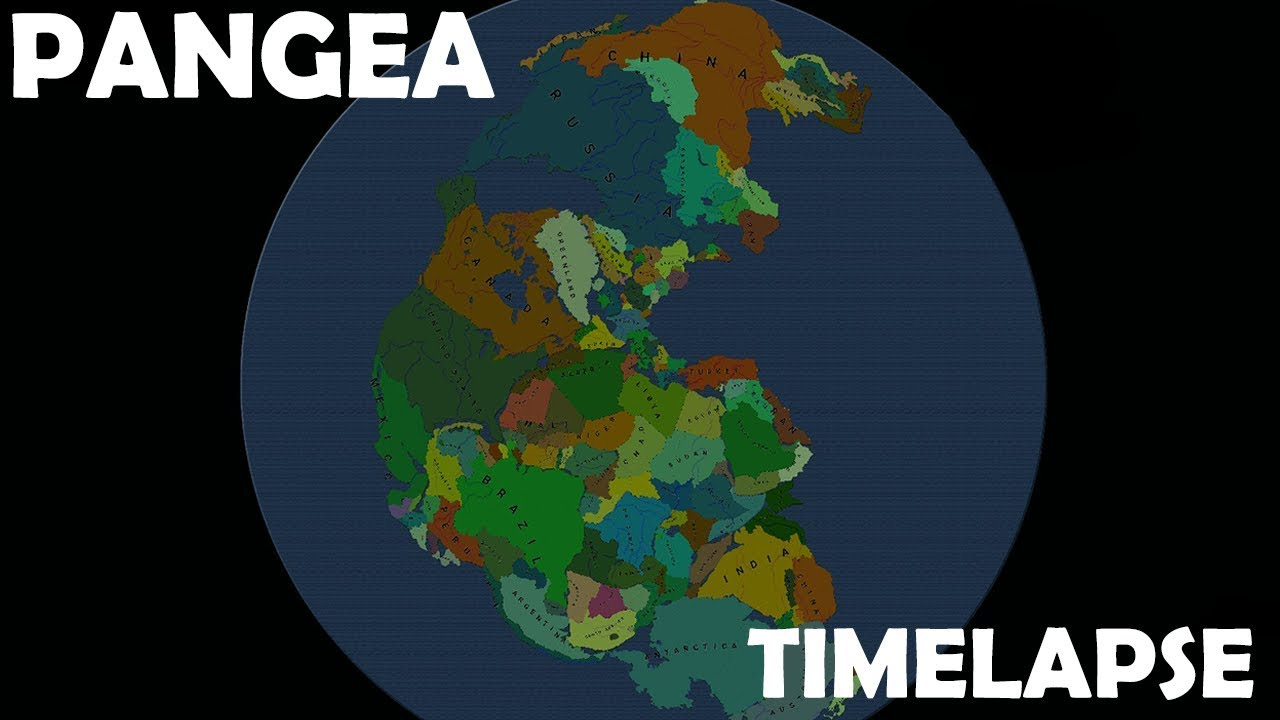 Pangea (Provinces 1595) - Maps - Age of Civilizations