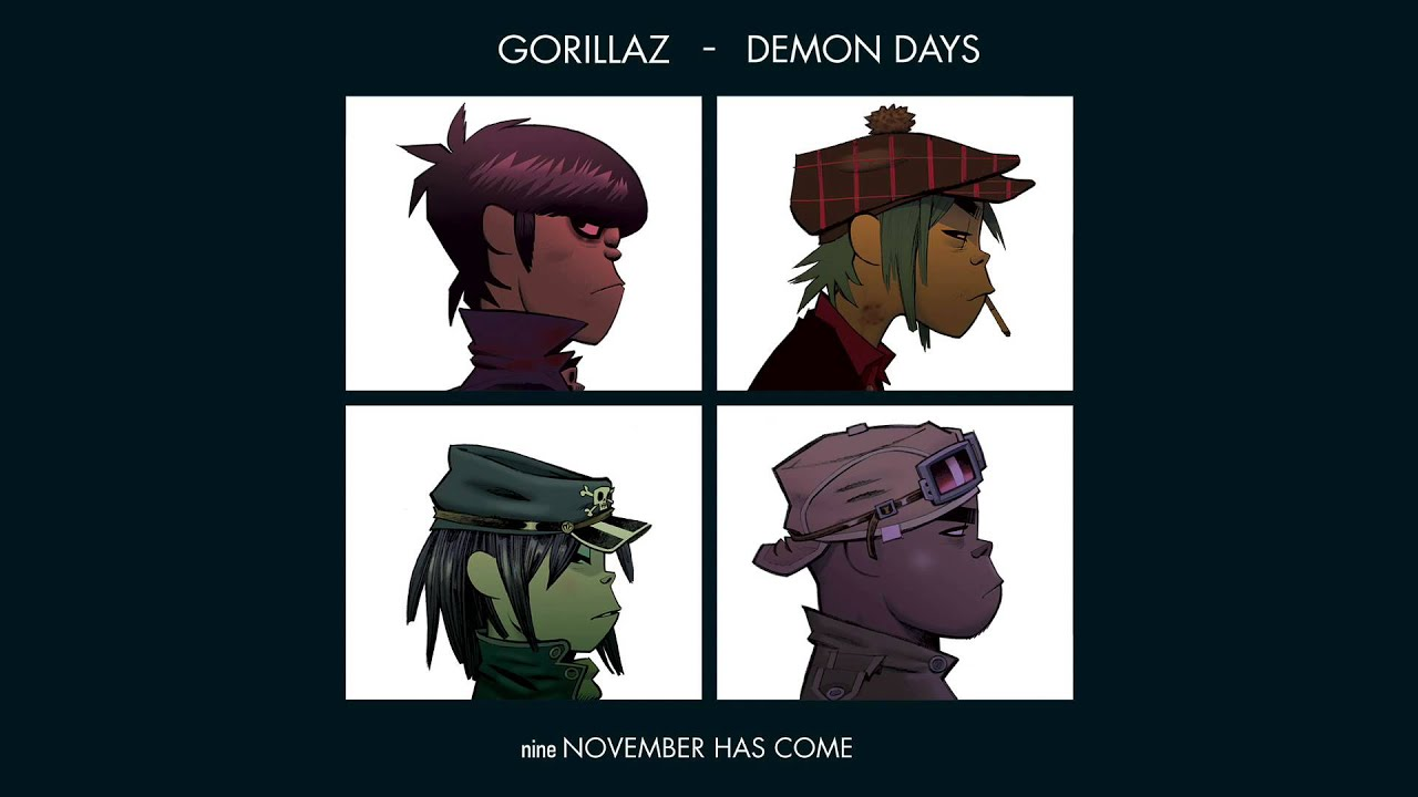 gorillaz-november-has-come-demon-days-gorillaz