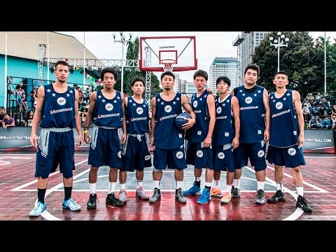ballaholic | ball on journey in Jakarta -LA LIGHTS STREETBALL 2014 GRANDFINAL- |