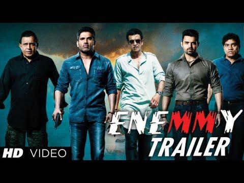 Enemmy Theatrical Trailer | Mithun Chakraborty, Suniel Shetty, Mahakshay Chakraborty, Kay Kay Menon
